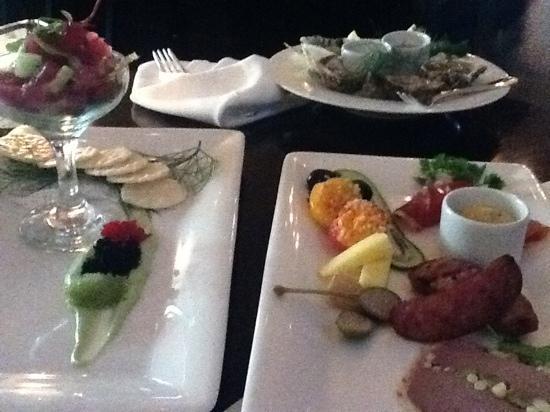 Lemaire Restaurant: appetizers 2