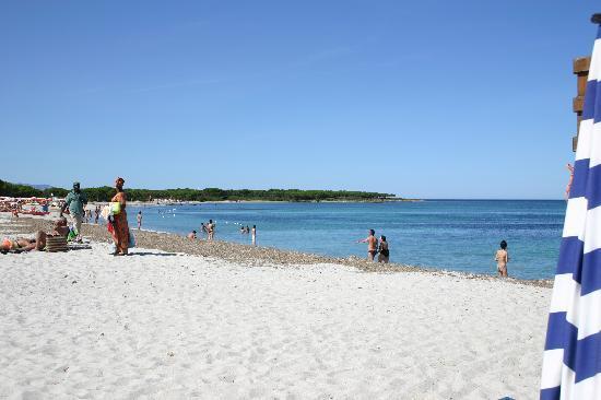 La spiaggia foto di hotel eurovillage budoni tripadvisor for Hotel sardegna budoni