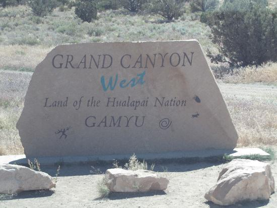 Лас-Вегас, Невада: Entering the Grand Canyon