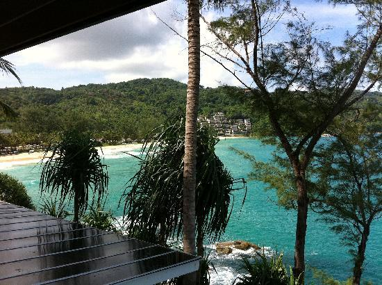 Mom Tri's Villa Royale: View from the restaurant