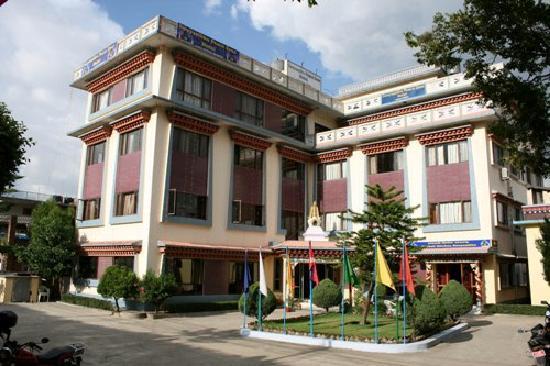Swayambhu Peace Zone Hotel: exterior