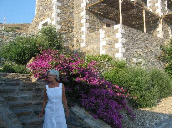 Oitylo, Grecja: esterno dell'hotel