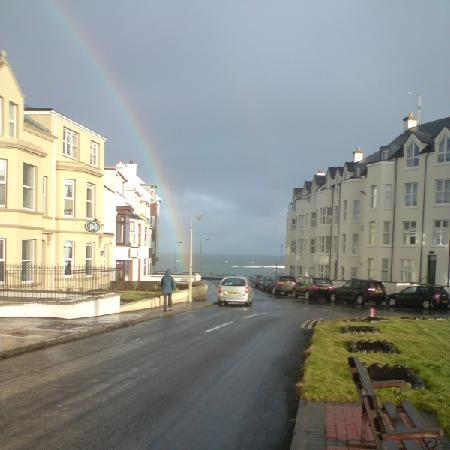 Rainbow at Atlantic Circle, Portstewart