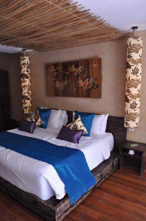 Kupu Kupu Jimbaran & Bamboo Spa by L'Occitane: chambre standard