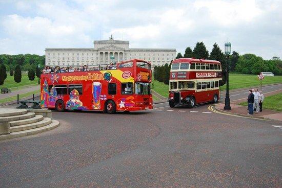 Belfast City Sightseeing: Stormont