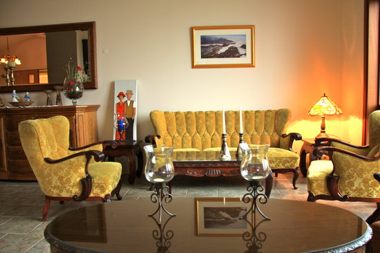 Hotel Berg: Lounge