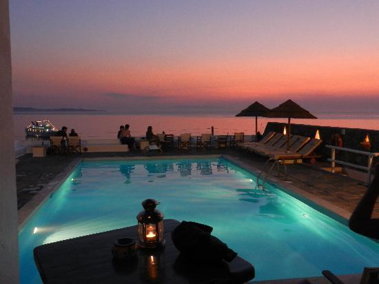 Hotel Tagoo : Sunset at Tagoo