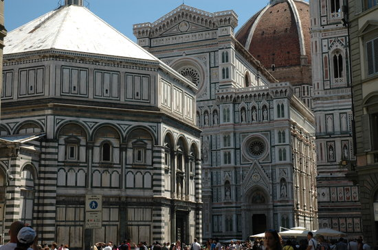 Freya's Florence Tours: Florence's cathedral has no secret for Freya