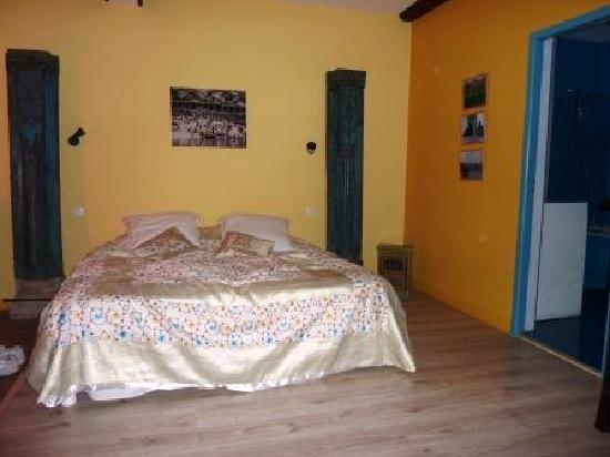 Maison d'hotes Anjali: Hampi room