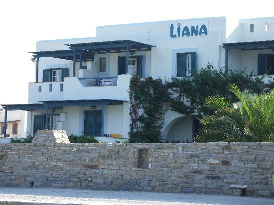 Liana Hotel : Liana`s