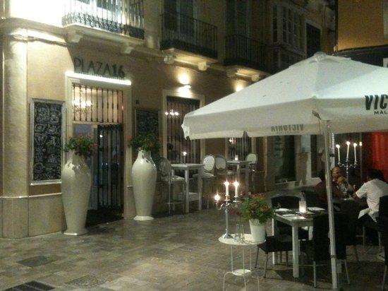 Plaza 16: At Dark1