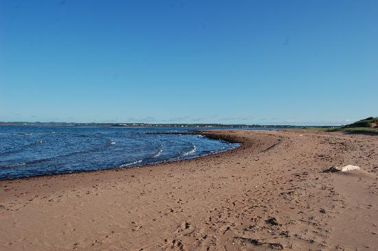 French River, Canada: The Beach