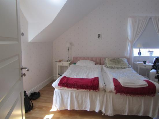 Hotel Lanterna: klein, sauber und einladend