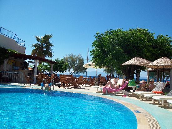 Acelya, Hotel : pool