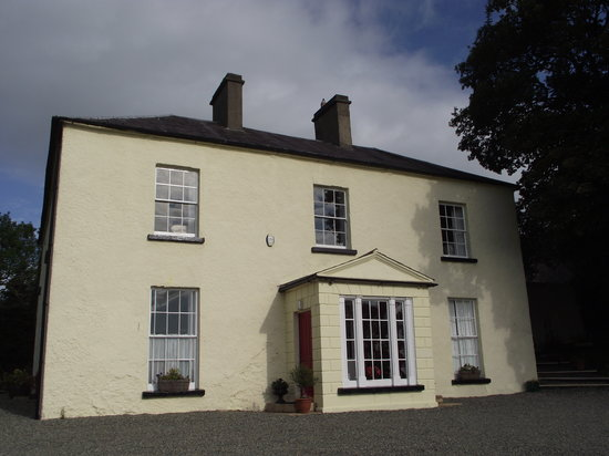Cookstown, UK : The house from the front