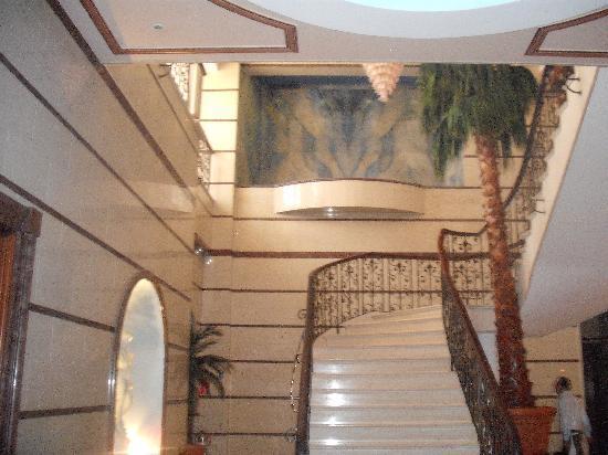 Atlantica Bay Hotel: Inside near restaurant