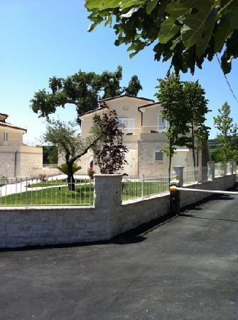 Numana, Italia: nuovi appartamentini dell hotel giardino