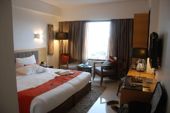 Hotel Suba International: Room 302