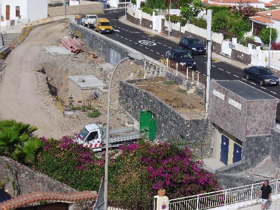 HOVIMA Jardin Caleta: Sewage plant