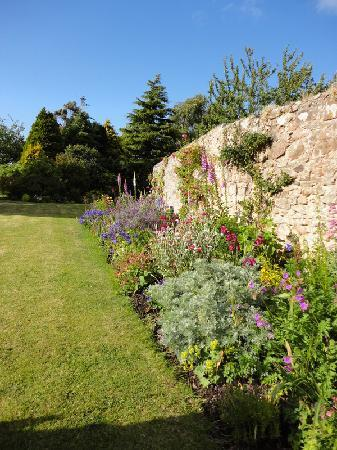 The Old House: The walled garden