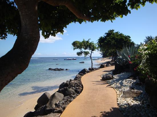 The Oberoi, Mauritius: amazing landscaping