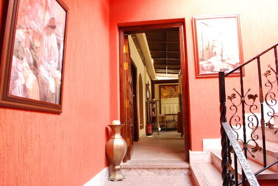 Oriental Spa & Hammam: Entrance