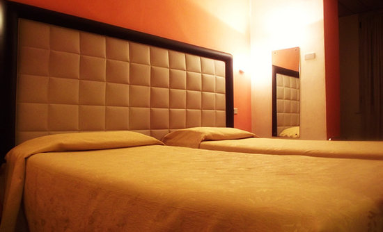 Hotel Perugino: twin room