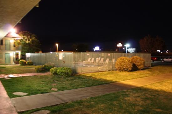 Motel 6 Alamogordo: Von draussen