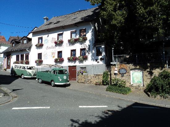 Landgasthof-Hotel Zur Linde: Front view
