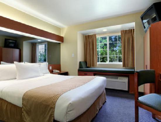 Microtel Inn & Suites by Wyndham Ocala: King Room
