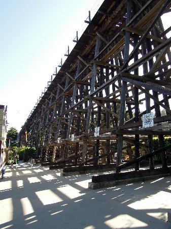 Motel 6 Watsonville - Monterey Area: Capitola Eisenbahnbrücke