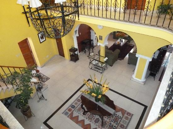 Casa Arequipa: Interior view