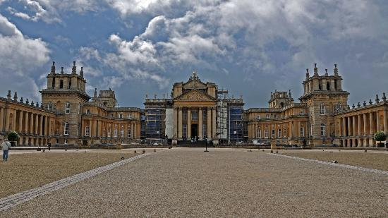 The Old School Bed and Breakfast: Blenheim Palace