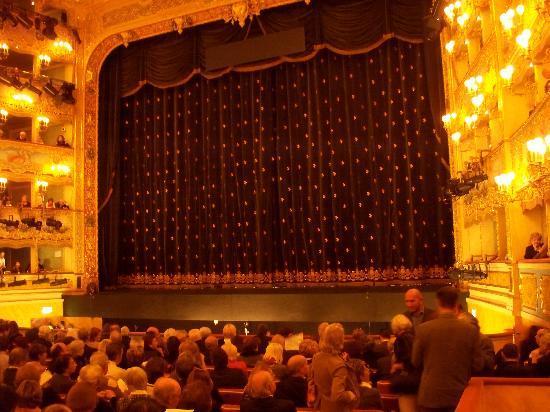 Teatro La Fenice : The Stage