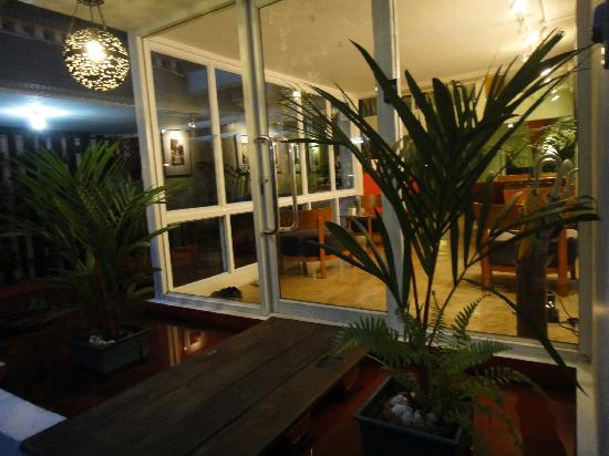 Seven Hotel : Lobby at Seven