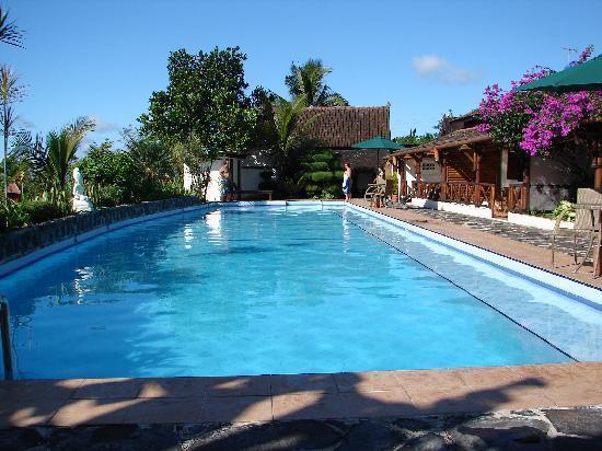 Villa Sumbing Indah: La superbe piscine qui invite à la baignade