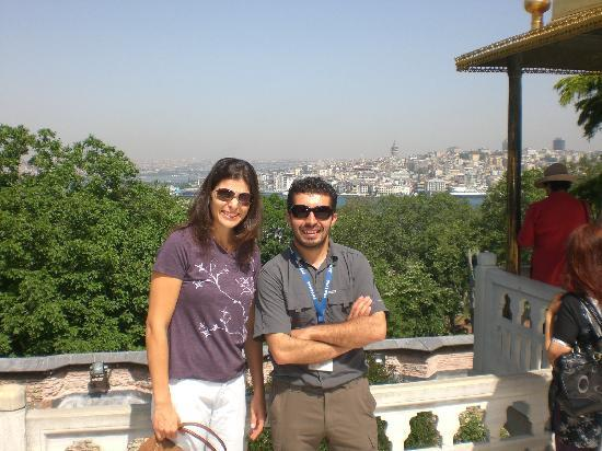 Turkey Tours by Local Guides : At Topkapi Palace