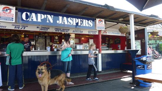 Cap'n Jaspers