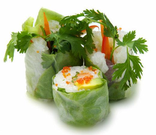 Momiji: spring roll