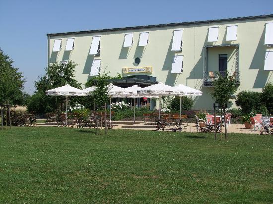 Hotel Restaurant Moritz an der Elbe bei Riesa