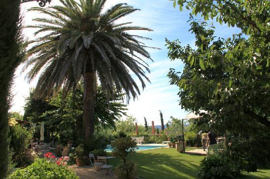 Le Clos De La Source : Garten