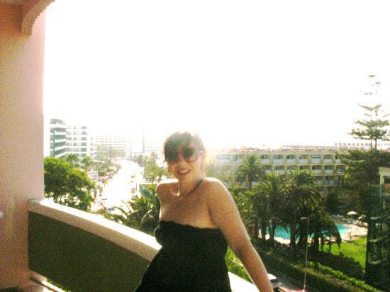 IFA Buenaventura Hotel : Balcony view