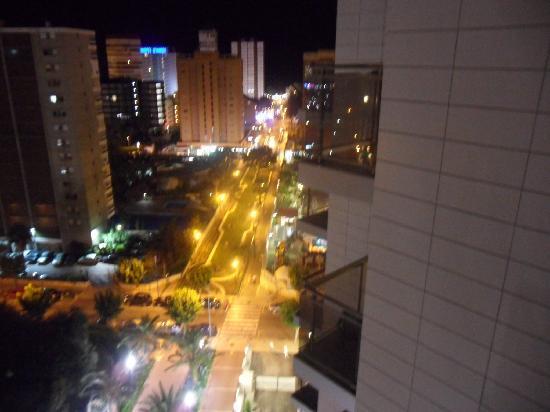 Sandos Monaco Beach Hotel & Spa: view to beach from room 1108