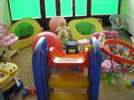 VilaGora : playroom for children