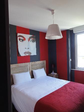 Hotel Mona Lisa : Chambre