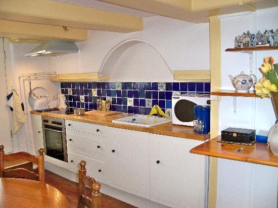 Anno 1685: Anno 1685 - kitchen.