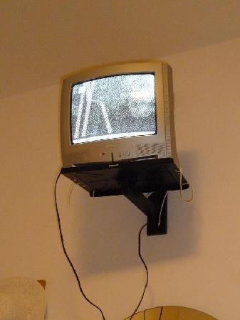 Hotel London: tv reception