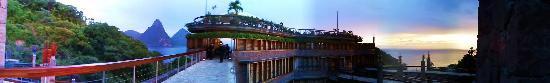 Jade Mountain Resort: best view ever