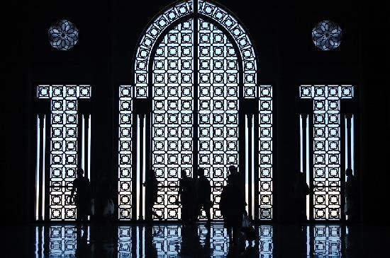II. Hasan Camii: Moroccan Shades