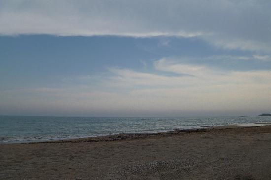 Hotel Mar&Sol: la spiaggia